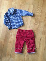 Штаны с рубашкой