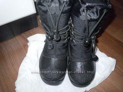 Продам крутые зимние ботинки &acuteBaffin&180