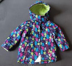 Зимняя куртка р. 98