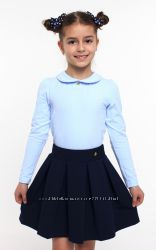 Блуза школьная ТМ СМИЛ, два цвета.