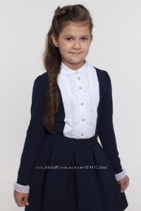 ТМ СМИЛ Блуза школьная