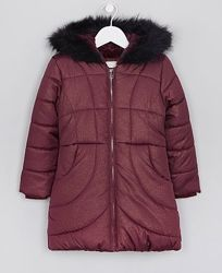 Теплое пальто еврозима. Зимняя куртка-пальто