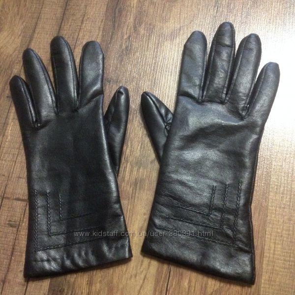 Перчатки жен. кожзам, Германия