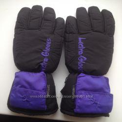 Перчатки лыжные Thinsulate, унисекс, очень теплые