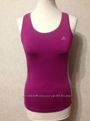 Майка спорт жен. Adidas climacool, р. S-M, Индонезия, оригинал