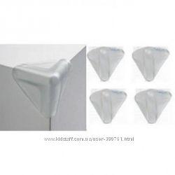 BabyOno Защита на углы треугольные 4 шт 951
