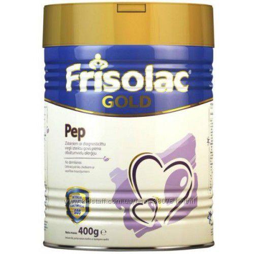 Friso Молочная смесь Friso Gold PEP AC  Фрисопеп  400г 0м
