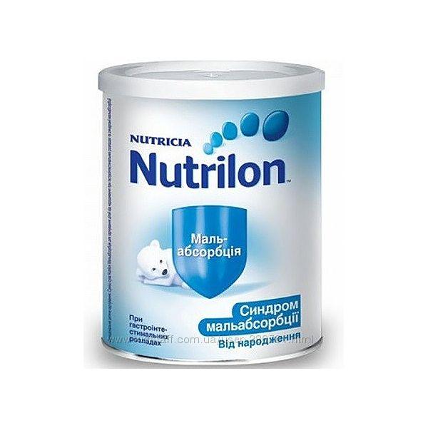 Смесь Нутрилон Мальабсорбция в случае проблем с усвоением пищи Nutrilon