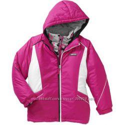 Куртки, комбинезоны на девочку 6-9 лет из США