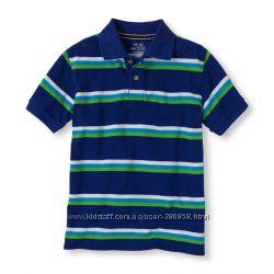 Футболки, поло, рубашки  из Америки на мальчиков 6-8 лет