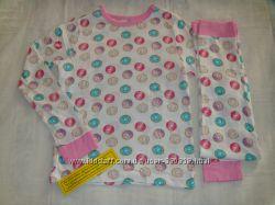 Пижамка из органического хлопка на девочек от  8 до 12 лет