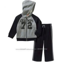 Теплый спортивный костюм на 3-4 года