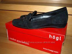 Балетки Hogl p 37, по стельке 24 см