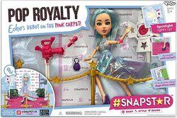 Кукла SNAPSTAR Снапстар Эхо набор YULU Pink Snapstar Echo Fashion Doll Play