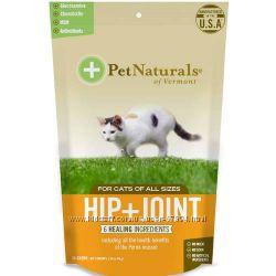 Витамины, добавки для кошек Pet Naturals для суставов США