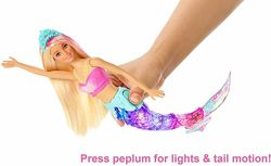 Барби русалка мерцающая Barbie Dreamtopia Mermaid Doll