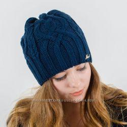 Зимние шапочки разных цветов