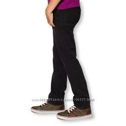 джинсы скини черные Америка размеры от 6 до14 лет