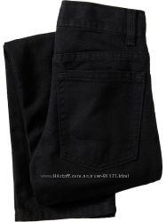 джинсы скини черные Old Navy все размеры от 6 до 16 лет