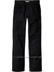 джинсы   скини черные Old Navy все размеры от 6 до 18 лет