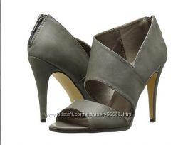 Брендовые туфли с открытыми носками Michael Antonio 38р.