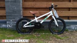 РАСПРОДАЖА Велосипед RACER Lion 16 Алюминиевый Швейцария Новинка 2019