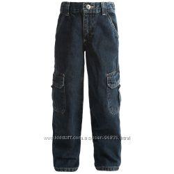 Джинсы Denim Cargo Jeans - Relaxed Fit For Boys