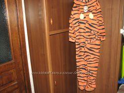 Прокат - Карнавальный костюм Тигры из Диснеевского мульта р. 110-116