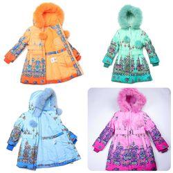 Kiko 3327 зимнее пальто на тинсулейте