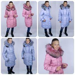 Зимнее пуховое пальто Kiko 3385, Анернуо, Donilo, Kiko