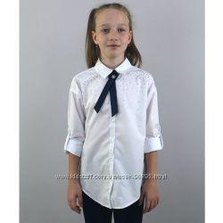 Блуза школьная Deloras C61694