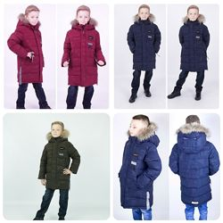 Куртка зимняя Kiko 5434, Анернуо, Donilo, Kiko