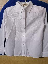 Школьная рубашка  Many&Many, манимани