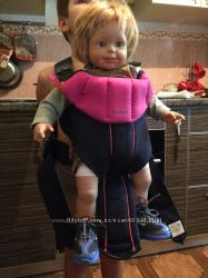 BABY BJORN ACTIVE рюкзак-кенгуру редкой расцветки