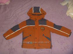 Куртка зима 98-104 см