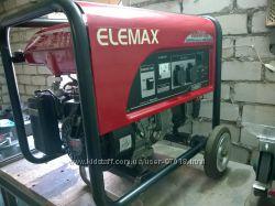 бензо электро генератор ELEMAX SH 3900 EX - Honda