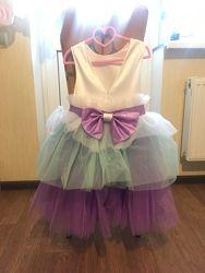 Эксклюзивное платье девочке
