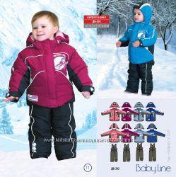 Зимний комплект Baby Line для девочки