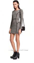 Шикарное плотное платье  H&M