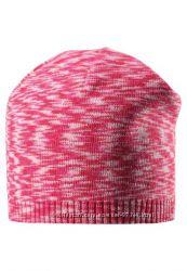 Демисезонная шапка Reima Liplatus розовая 50р.