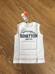 Новая маечка Benetton 2 года