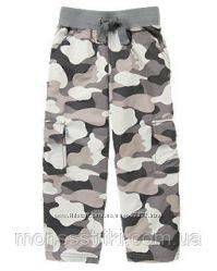 GYMBOREE лёгкие и практичные штанишки 8 лет