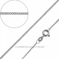 Серебряная цепочка Гурмет. 40, 45 и 50 см.