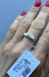 Серебряное кольцо. Р. 18.