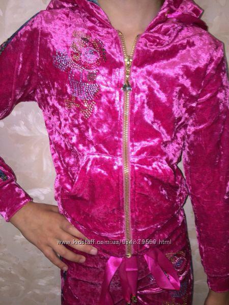 COLABEAR VIP серия велюровый костюм