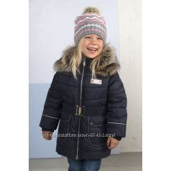 Пальто для девочки Lenne Shine