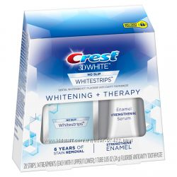 Crest 3D White Whitestrips Whitening Therapy-отбеливание и укрепление эмали