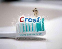 Тестеры зубных паст Crest из Америки