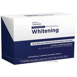 Crest Whitestrips Supreme Professional- альтернатива лазерному отбеливанию