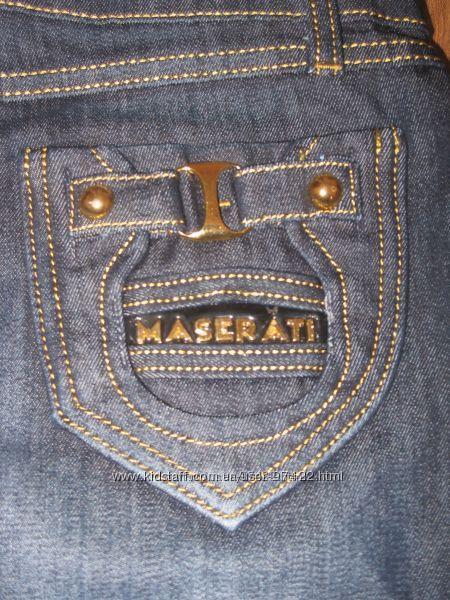 Юбка джинсовая MASERATI
